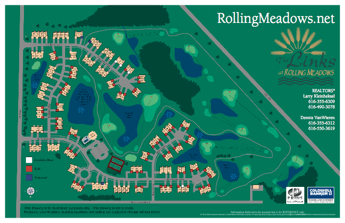 Image of course overview for The Links at Rolling Meadows
